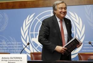 Portugal nominate ex-refugee chief