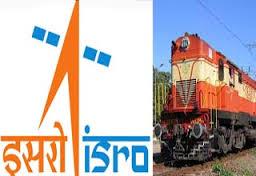 Railway and ISRO