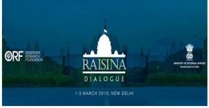 Raisina Dialogue begins in New Delhi