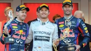 Nico Rosberg wins an incident packed Australian Grand Prix
