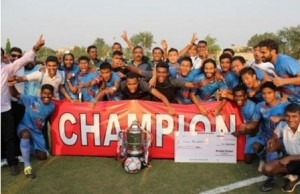 Services wins 70th Santosh Trophy football title 2016
