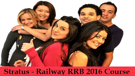 Stratus - Railway RRB 2016 Course