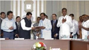 Telangana & Maharashtra
