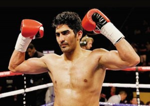 Vijender Singh clinches fourth successive professional win