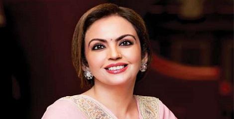 Asia's 50 most powerful businesswoman list topped by Nita Ambani
