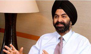 Barack Obama appoints MasterCard CEO Banga to key administration post