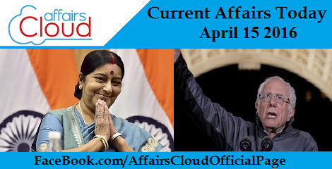 Current Affairs Today-15