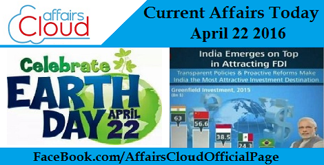 Current Affairs Today-22