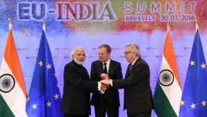 EU India summit 2016