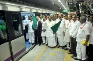 First Underground Metro in Karnataka