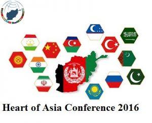 Heart of Asia Summit 2016