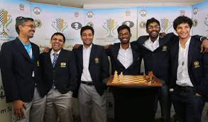 India wins 2016 Asian Nations Cup Chess tournament