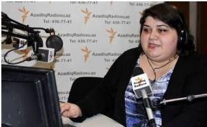 Khadija Ismayilova to receive UNESCO