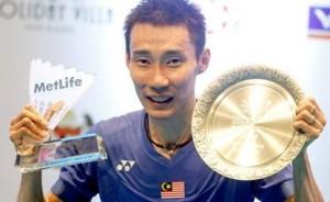Lee Chong Wei wins Malaysian Open