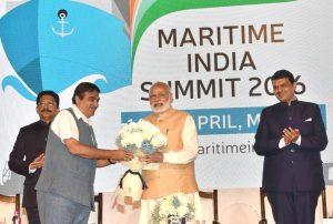 Maritime India Summit 2016 Inaugurated by Narendra Modi