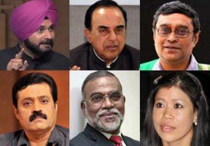 National Democratic Alliance nominates members of RajyaSabha