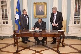 Nauru becomes 189th member of IMF, World Bank