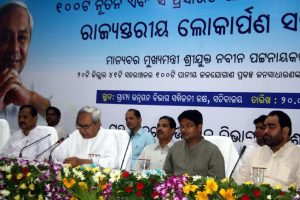 Odisha CM inaugurate 100 rural drinking water projects