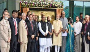 PM Modi inaugurates Shri Mata Vaishno Devi Narayana super