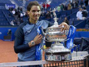 Rafael Nadal wins Barcelona Open