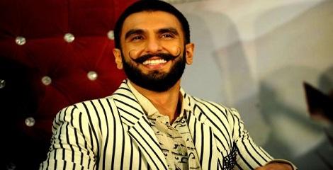 Ranveer Singh honoured as Maharashtrian of The Year