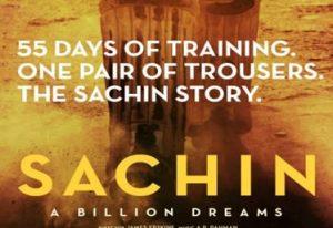 ricket Icon Sachin Tendulkar's Biopic Sachin A Billion Dreams Poster Revealed