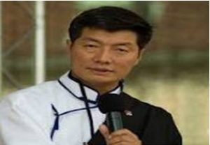 Sangey re-elected PM of Tibetan 'govt-in-exile'