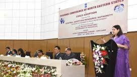 Smt Maneka Sanjay Gandhi inaugurates Regional Conference of North Eastern States on Child Adoption