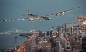 Solar Impulse 2 lands in California after Pacific crossing