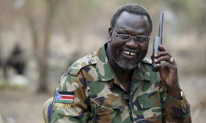 South Sudan rebel chief made Vice President