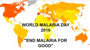 World Malaria Day - April 25
