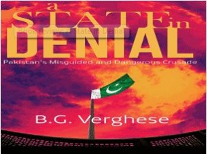 A State in Denial authored by BG Verghese