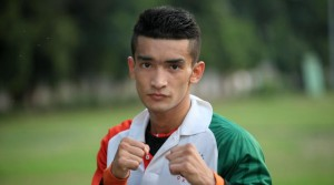 Shiva Thapa wins Silver medal at Asian/Oceania Qualifying event in China