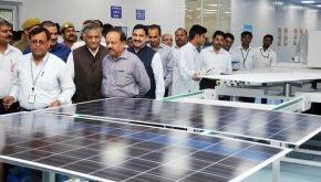 solar lighting device Solar Jyoti launched by Dr.HarshVardhan