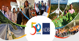 49th Annual Meeting of the Asian Development Bank (ADB) started at Frankfurt (Germany)