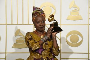 Angélique Kidjo wins human Right Awards