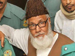 Bangladesh executes Jamaat chief Nizami for war crimes