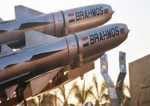 BrahMos supersonic cruise missile test-fired
