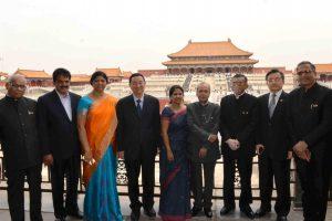 President Visit to China
