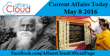 Current Affairs Today-may-8