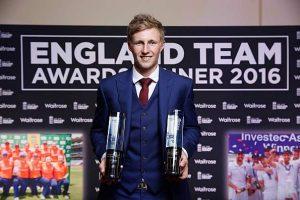 England cricketer Joe Root bags top three England cricket awards