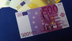 Euro Note 500