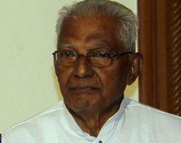 Former MLA Rajeshwara Rao passes away
