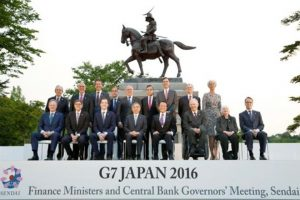 G7 Finance meet in Japan