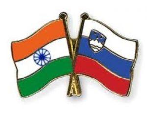 India and Slovenia