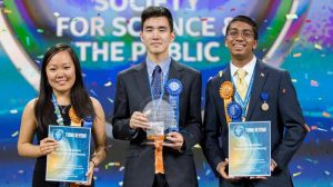 Indian-American Teen Syamantak Payra Wins Intel Young Scientist Award