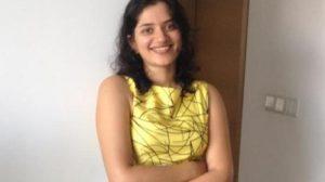 Indian author Aditi Krishna kumar won Scholastic Asian Book Award