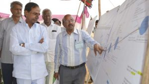 Kaleshwaram Irrigation Project launched in Telangana