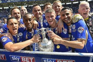 Leicester wins its first Premier League title