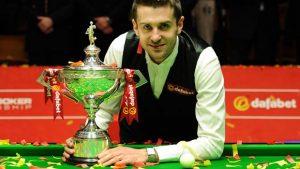 Mark Selby won World Snooker Championship